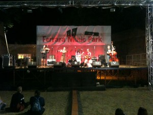 No Crows at Ferrara Music Park